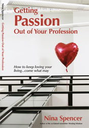 Nina Spencer, Canadian motivational speaker and best-selling canadian author, presents her highly regarded keynote topic, 'Getting Passion Out of Your Profession