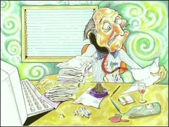 Twenty-Five Ways for Dealing with Workplace Stress