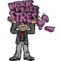 Workplace Stress Charts